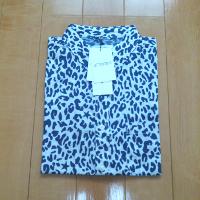 ウィゴーのプリント半袖シャツです。