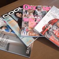 メンズファッション雑誌です。