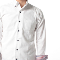 メンズビギの白シャツです。