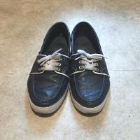 タケオキクチの靴です。
