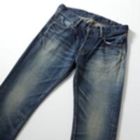 KUROのジーンズです。
