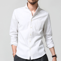 ナノユニバースの長袖シャツです。
