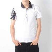 ハイダウェイ ニコルのポロシャツです。