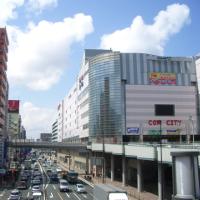 黒崎駅周辺です。