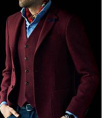 ジャケットリクワイヤードのジャケットです。