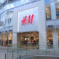H&Mの店舗です。
