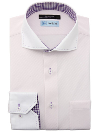 PSFAのピンク系シャツです。