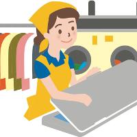 宅配クリーニングや洗濯代行サービスを頼む。