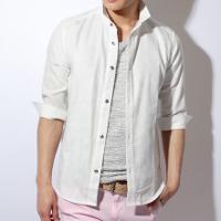 ASMの白シャツです。