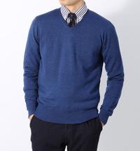 スーツカンパニーのセーターです。