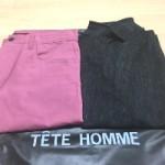 20代~40代男性に評判の先鋭的ブランド『TETE HOMME(テットオム)』を独断評価