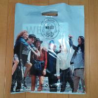 WEGOの袋です。