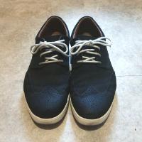 ポールスミスの靴です。