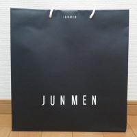 ジュンメンの紙袋です。