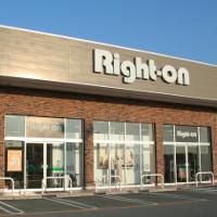 Right-on(ライトオン)の店舗です。
