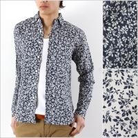 スプートニクスの長袖カジュアルシャツです。