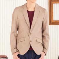 メンズファッションプラスの秋テーラードジャケットコーデです。
