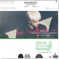 STUDIOUS(ステュディオス)の通販サイトです。