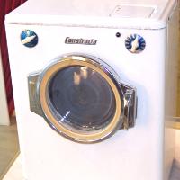 ドラム式洗濯機です。