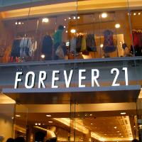 FOREVER21(フォーエバー トゥエンティーワン)の店舗です。