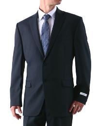 サカゼンのカルバンクラインの大きいサイズのスーツです。