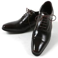 アストロノミーのダークブラウン靴です。