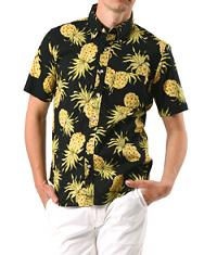 サカゼンのアロハシャツです。