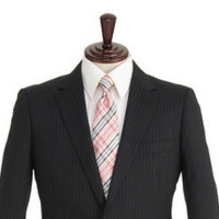 PSFAの春スーツコーデです。