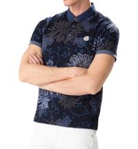 モンクレールのポロシャツです。