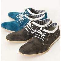 ビズフロントのスエード靴です。