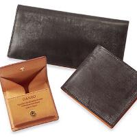 GANZOのブライドルレザー財布です。