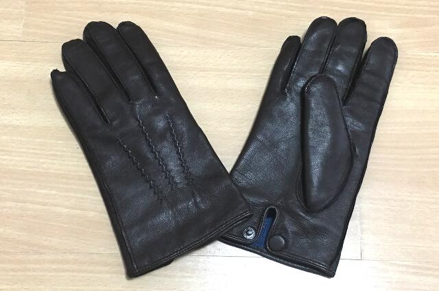 コムサイズムの手袋です。