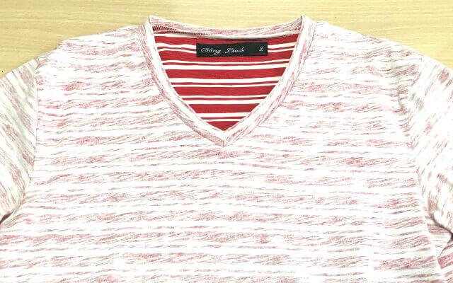 夏のTシャツです。