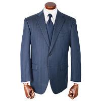 コナカのネイビースーツです。